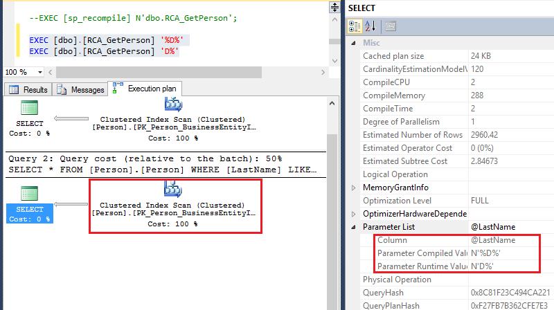 SQL_OPTIMIZE-FOR