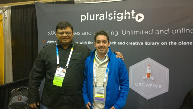 Pinal Dave Pluralsight