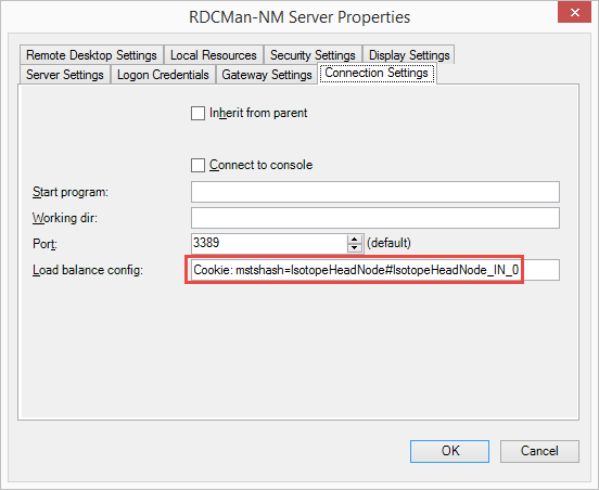 RDCMan_ConnexionSettings