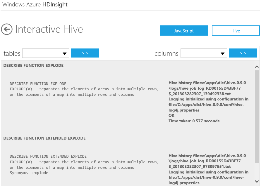 HiveQL User Defined Function (UDF) - Pulsweb - Romain Casteres