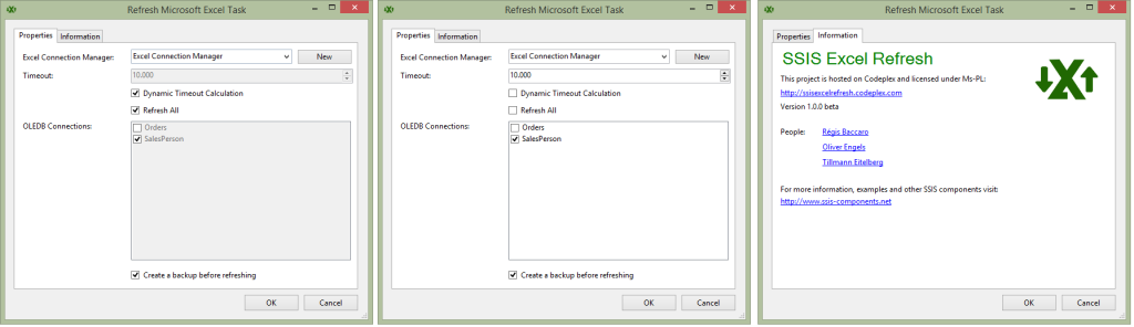 SSIS_Excel_Refresh