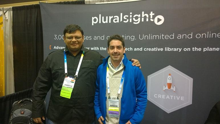Pinal Dave Pluralsight