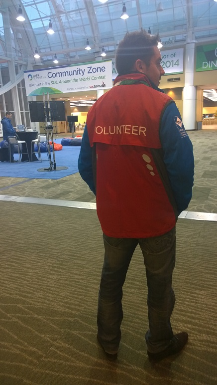 SQLPASS volunteer