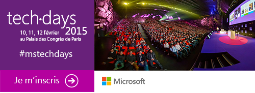 MSTechDays2015